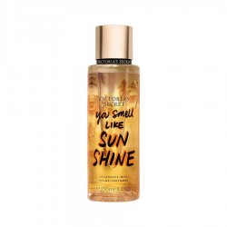Victoria's Secret You Smell Like Sun Shine fragrance mist 250 ml for women perfume