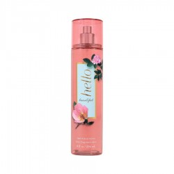 Bath & Body Works Mist Hello Beautiful fragrance mist 236 ml for women