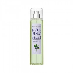 Bath & Body Works Mist Black-Berry & Basil mist 236 ml for women