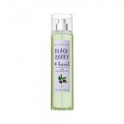 Bath & Body Works Mist Black-Berry & Basil mist 236 ml for women