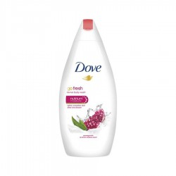 Dove Go Fresh Body Wash 500 ml for men and women