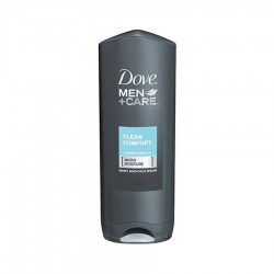 Dove Men+Care Body and Face Wash 400 ml for men