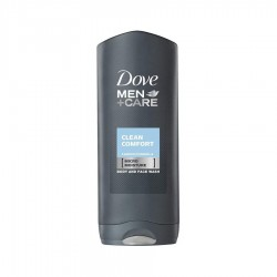 Dove Men+Care Body and Face Wash Clean Comfort 250 ml for men