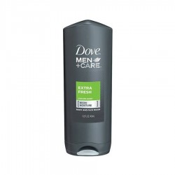 Dove Men+Care Body and Face Wash Extra Fresh 250 ml for men