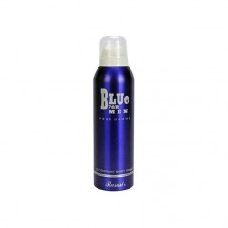 Rasasi Blue Pour Homme 200 ml for men perfume deodorant