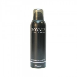 Rasasi Royale 200 ml for men perfume deodorant