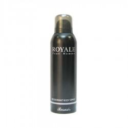 Rasasi Royale 200 ml for men perfume deodorant