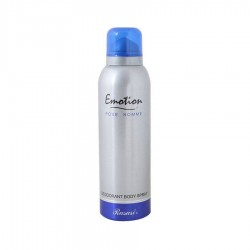 Rasasi Emotion 200 ml for men perfume Deodorant