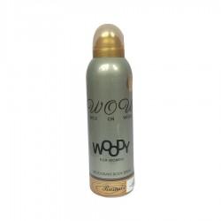 Rasasi Wow Wild on Woody 200ml for women deodorant
