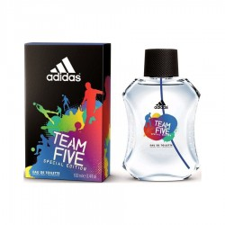 Adidas Team Five 100 ml EDT for men - Outer Box Damaged perfume