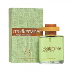 Antonio Banderas Mediterraneo 100 ml Edt for men perfume