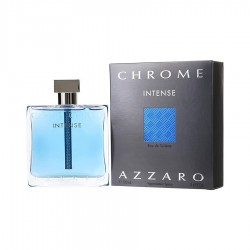 Azzaro Chrome Intense 100 ml for men perfume