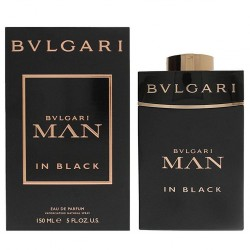 Bvlgari Man In Black 150 ml for men perfume