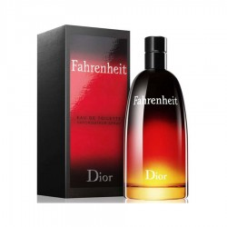 Christian Dior Fahrenheit for 100 ml EDT for men perfume