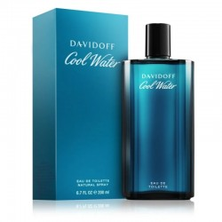 Davidoff Cool water 200 ml for men perfume
