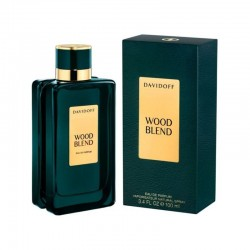 Davidoff Wood Blend 100 ml for men perfume