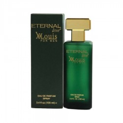 Eternal Love  X-Louis 100 ml EDP for men perfume (Outer Box Damaged)