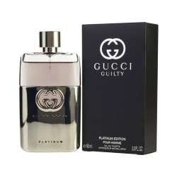 Gucci Guilty Platinum 90 ml for men