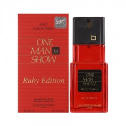 Jacques Bogart One Man Show Ruby Edition 100 ml EDT for men perfume