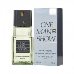 Jacques Bogart One Man Show 100 ml EDT for men perfume (Outer Box Damaged)