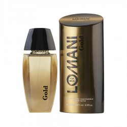 Lomani Paris Gold 100ml for Men EDT Perfume