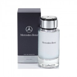 Mercedes-Benz 100 ml EDT for men - Outer Box Damaged