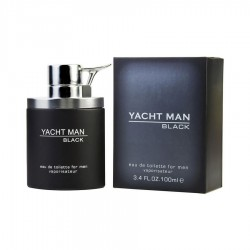 Myrurgia Yacht Man Black 100 ml for men perfume