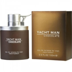 Myrurgia Yacht Man Chocolate 100 ml for men perfume