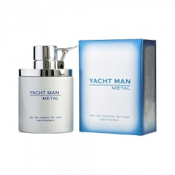 Myrurgia Yacht Man Metal 100 ml for men perfume