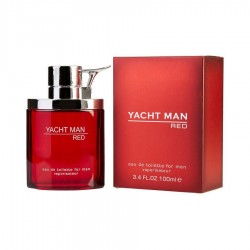 Myrurgia Yacht Man Red 100 ml for men perfume