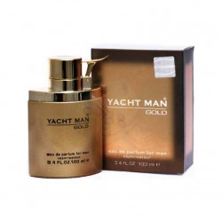 Myrurgia Yacht Man Gold 100 ml for men