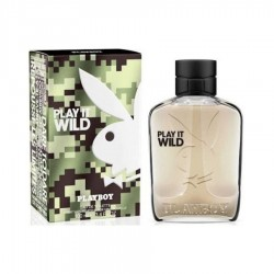Playboy Play It Wild 100 ml EDT for men perfume