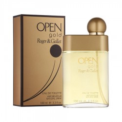 Roger and Gallet Open Gold 100 ml EDT for men perfume