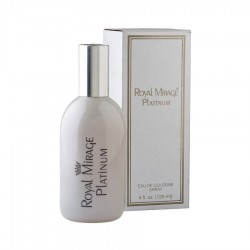 Royal Mirage Platinum 120 ml for men perfume (Outer Box Damaged)