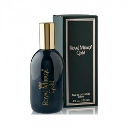 Royal Mirage gold 120 ml for men perfume (Outer Box Damaged))