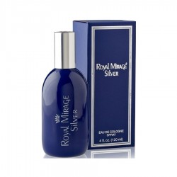 Royal Mirage Silver 120 ml for men