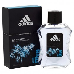 Adidas Ice Dive 100 ml EDT for men - Outer Box Damaged perfume