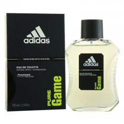 Adidas Pure Game 100 ml EDT for men - Outer Box Damaged perfume