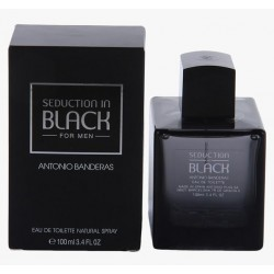 Antonio Banderas Black Seduction 100 ml Edt for men perfume