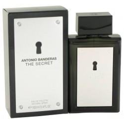 Antonio Banderas Secret 100 ml Edt for men perfume