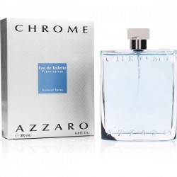 Azzaro Chrome 200 ml for men perfume
