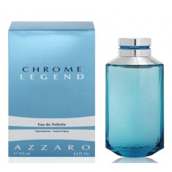 Azzaro Chrome Legend 125 ml for men - Outer Box Damaged perfume