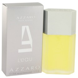 Azzaro Pour Homme L'Eau 100 ml for men - Outer Box Damaged