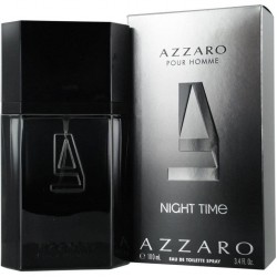 Azzaro Pour Homme Night Time 100 ml for men