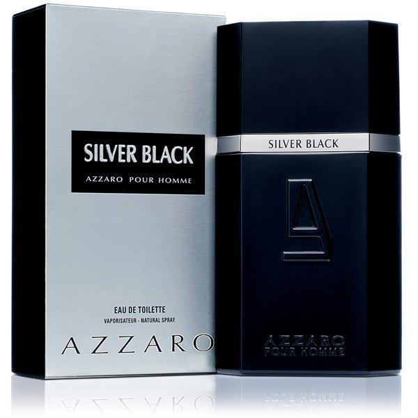 15154f885c6 Azzaro Silver Black 100 ml for men perfume