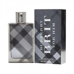 Burberry Brit 100 ml for him - Outer Box Damaged
