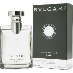 Bvlgari Homme Soir 100 ml for men