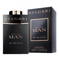 Bvlgari Man In Black 100 ml for men perfume