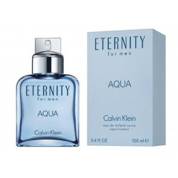 Calvin Klein Eternity Aqua 100 ml for men - Tester