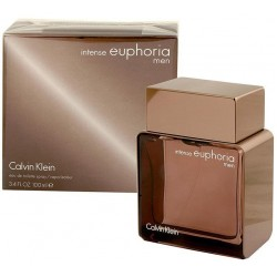Calvin Klein Euphoria Intense 100 ml for men - Outer Box Damaged perfume